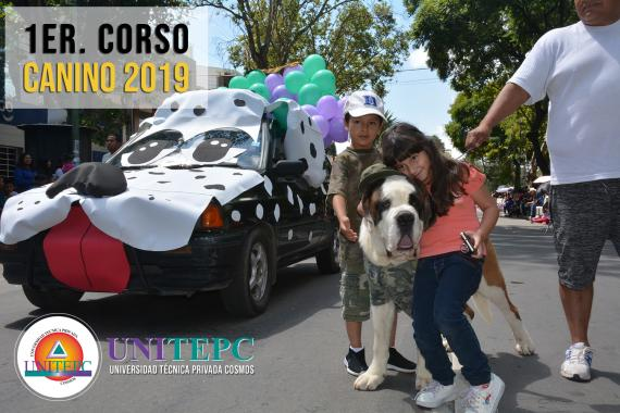 1er. Corso Canino 2019