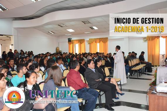 UNITEPC inicia la gestión académica comprometida con la excelencia