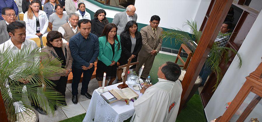 UNITEPC celebra la llegada de Urcupiña a la Universidad y se alista para el Convite