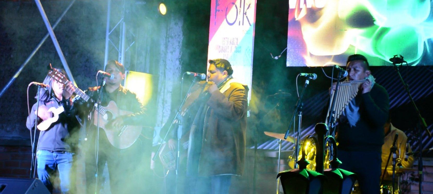 Folk y Reggae Fest son parte de la formación de los ingenieros de Sonido en la UNITEPC